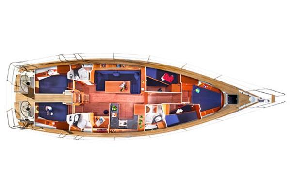 Bavaria 51 Cruiser Adriatic Charter